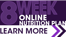 Eight Week Nutrition Plan